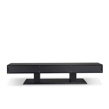 ACME Follian TV Stand in Black - image 3 of 3