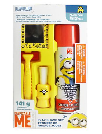 Universal Minions Play Shave Set - image 1 of 1