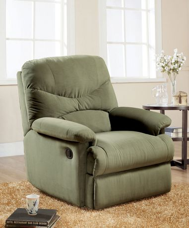 ACME Arcadia Recliner in Sage Mfb - image 1 of 2
