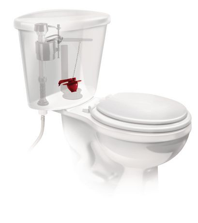 water saver toilet flapper. Fluidmaster  502C PerforMAX Universal Water Saving 2 Toilet Flapper