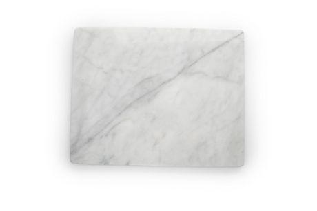 Fox Run Planche Patisserie Marbre Blanc - image 4 de 7