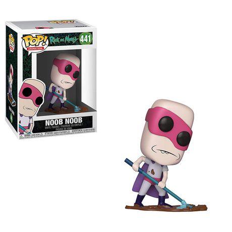 Figurine en vinyle Noob Noob de Rick et Morty par Funko POP! - image 1 de 1