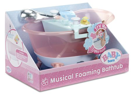 BABY born Musical Foaming Bathtub | Walmart Canada
