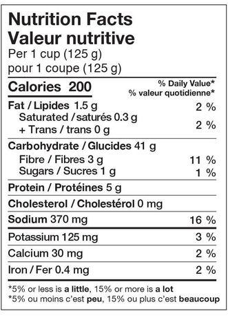 Mélange de légumes et riz en coupe Minute Rice® , 250 g - image 3 de 7