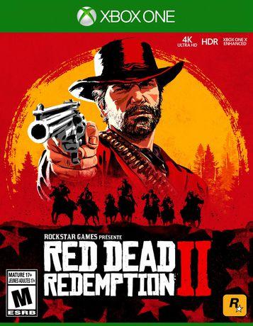 Red Dead Redemption 2 (Xbox One) - image 1 de 7