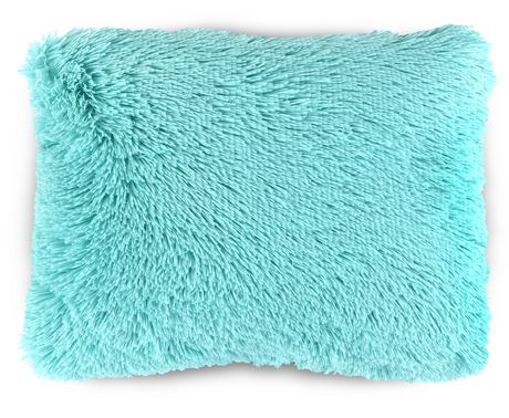 Mainstays Kids Anthracite Microplush Décor Pillow - image 1 of 1