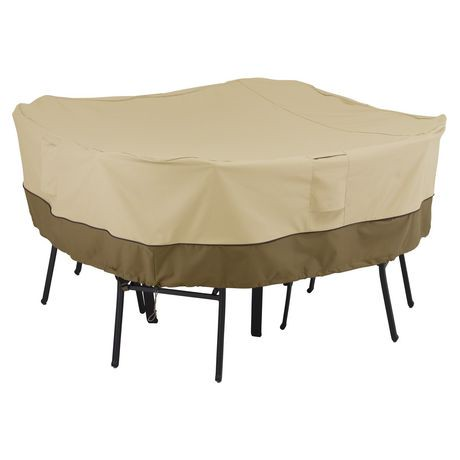 Couverture de table et chaise v randa classic accessories for Table exterieur walmart