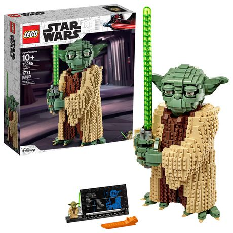 LEGO Star Wars: Attack of the Clones Yoda 75255 Building Kit (1771 Pieces) - image 1 of 6