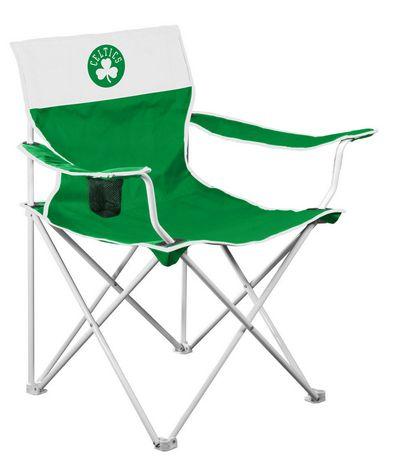 Chaise En Toile Du Celtics NBA De Boston