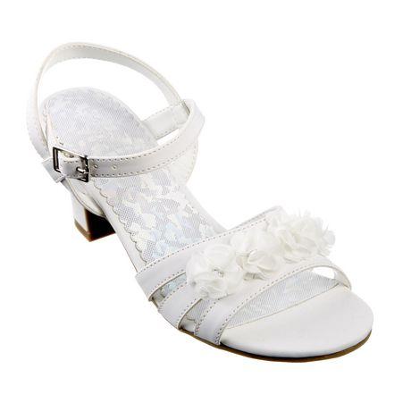 517a13b4c3f George Girls  Petal Dress Sandals - image 1 ...