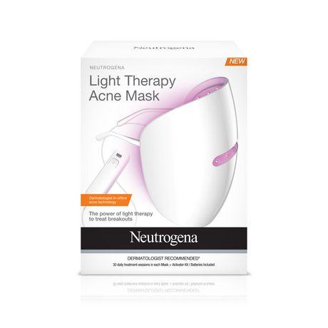 cce72277634 NEUTROGENA® Light Therapy Acne Mask - image 1 of 5 ...