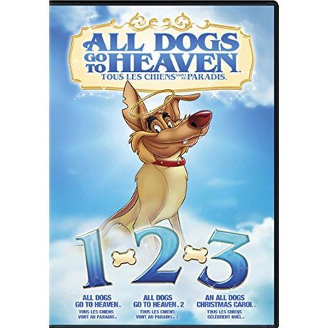 All Dogs Go To Heaven 1-2-3: All Dogs Go To HeavenAll Dogs Go To ...