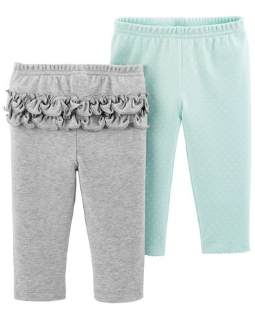 0fd0f5855 Child of Mine made by Carter's Girl 2Pack Pants | Walmart Canada