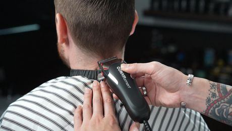 The Barber Shop Pro Series by Conair. Magnetic Motor Clipper Haircut Grooming Kit - image 4 of 5