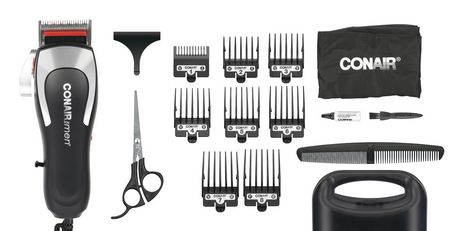 The Barber Shop Pro Series by Conair. Magnetic Motor Clipper Haircut Grooming Kit - image 3 of 5
