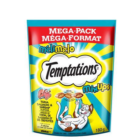 TEMPTATIONS® Mega Mixups - Tuna, Salmon, & Shrimp - image 1 of 5