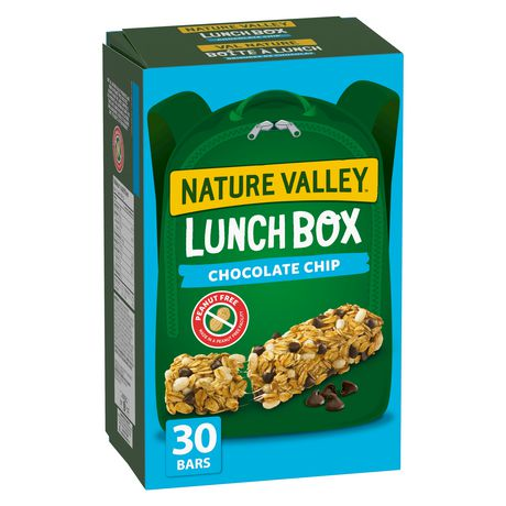 Nature Valley Lunchbox Chocolate Chip Granola Bars - image 1 of 7