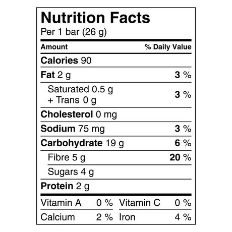 Nature Valley Lunchbox Chocolate Chip Granola Bars - image 3 of 7