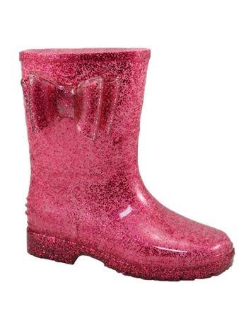 Weather Spirits Girls 77sparkley17 Rubber Boot Walmart