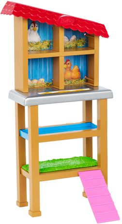 Barbie Chicken Farmer Doll & Playset - image 8 of 9