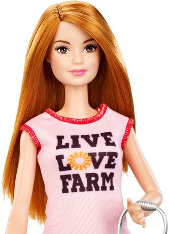 Barbie Chicken Farmer Doll & Playset - image 5 of 9
