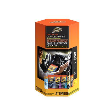 Kit de nettoyage de voiture Armor All® On-The-Go - image 1 de 7