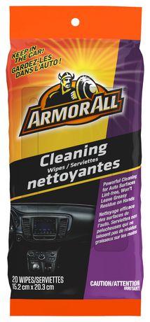 Kit de nettoyage de voiture Armor All® On-The-Go - image 2 de 7