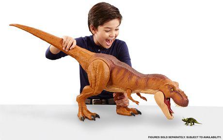 Jurassic World Super Colossal Tyrannosaurus Rex - image 3 of 7
