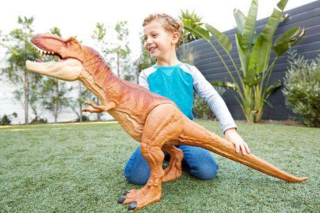 Jurassic World Super Colossal Tyrannosaurus Rex - image 4 of 7