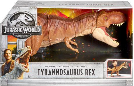 Jurassic World Super Colossal Tyrannosaurus Rex - image 7 of 7