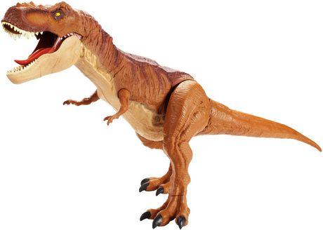 Jurassic World Super Colossal Tyrannosaurus Rex - image 1 of 7