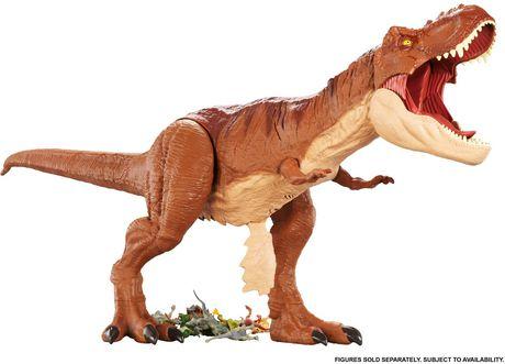 Jurassic World Super Colossal Tyrannosaurus Rex - image 5 of 7