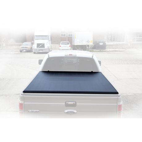 Couvre-caisse souple pliable Pangolin, 15-17 Chevrolet Colorado 6' caisse - image 1 de 4