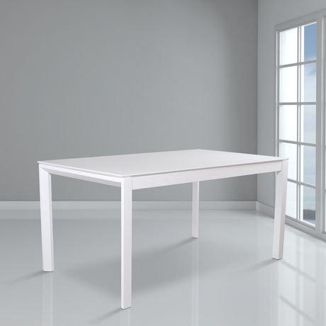 Table de salle manger hampton de primo international de for Hauteur d une table de salle a manger