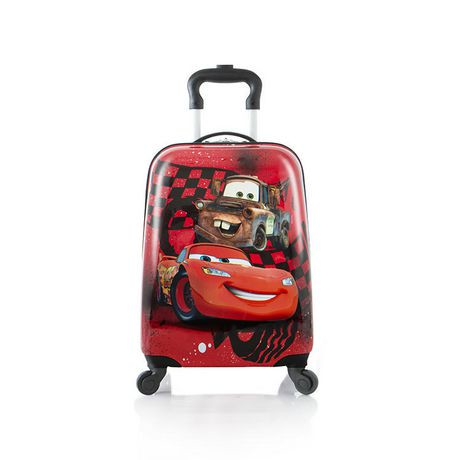 Heys International Disney Cars Kids' Spinner Luggage | Walmart Canada