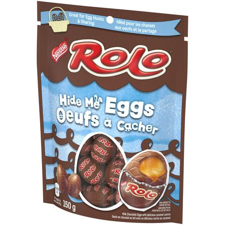 NESTLÉ® ROLO® Easter Hide Me Chocolate Eggs - image 3 of 4