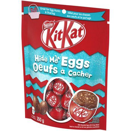 NESTLÉ® KITKAT® Easter Hide Me Chocolate Eggs - image 3 of 4