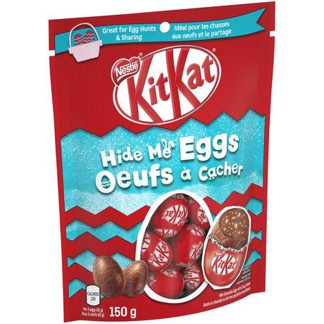 NESTLÉ® KITKAT® Easter Hide Me Chocolate Eggs - image 2 of 4