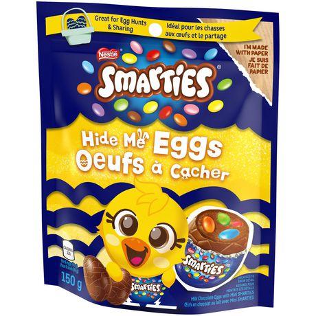 NESTLÉ® SMARTIES® Easter Hide Me Chocolate Eggs - image 3 of 4