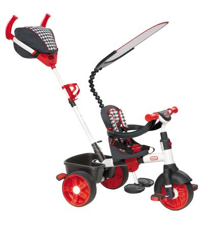 Little Tikes 4-in-1 Sports Edition Trike - image 3 of 6