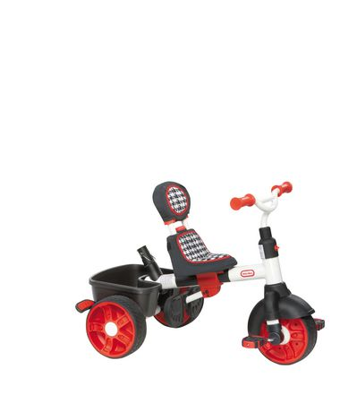 Tricycle 4-en-1 modèle sport de Little Tikes - image 2 de 6