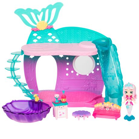 Happy Places Mermaid Playset - image 5 of 8