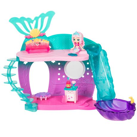 Happy Places Mermaid Playset - image 6 of 8