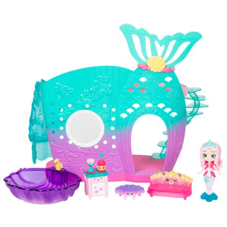 Happy Places Mermaid Playset - image 7 of 8