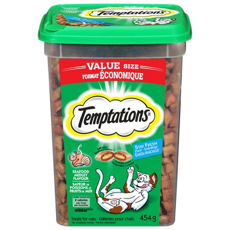 TEMPTATIONS Seafood Medley 454g Tub - image 1 of 6