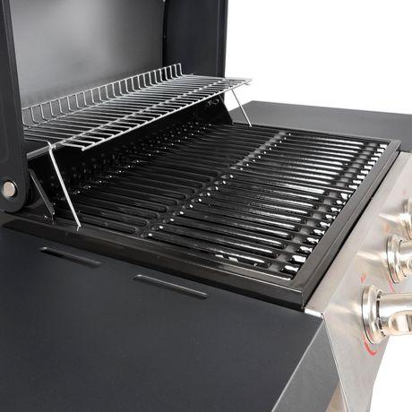 Backyard Grill 3 Burner LP Propane Gas Grill BBQ - GBC1707WT-C - image 5 of 9