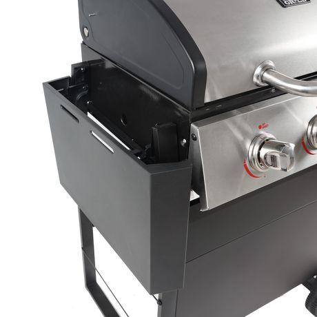 Backyard Grill 3 Burner LP Propane Gas Grill BBQ - GBC1707WT-C - image 8 of 9