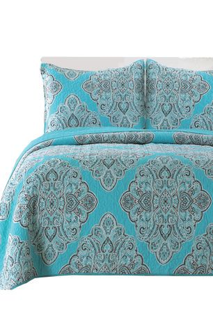 Gouchee Design Windsor Quilt Set Walmart Canada