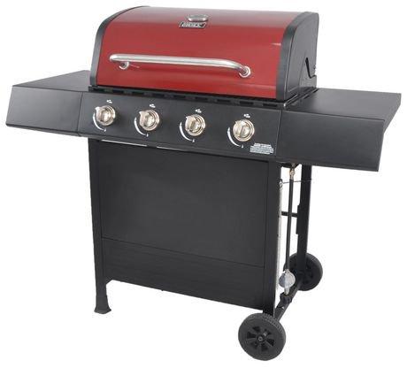 - Backyard Grill 4-Burner Propane Gas Grill Walmart Canada