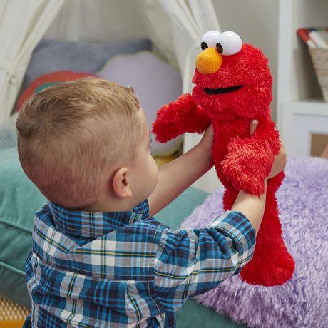 Sesame Street Love to Hug Elmo Plush Toy - image 6 of 7